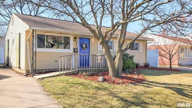 3527 4TH Street, East Moline, IL 61244 (#QC4209842) :: Paramount Homes QC