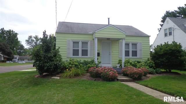 916 E Forrest Hill Avenue, Peoria, IL 61603 (#PA1213318) :: Killebrew - Real Estate Group