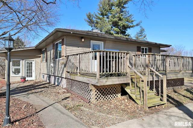 13815 W Cottonwood Road, Hanna City, IL 61536 (#PA1213328) :: Adam Merrick Real Estate
