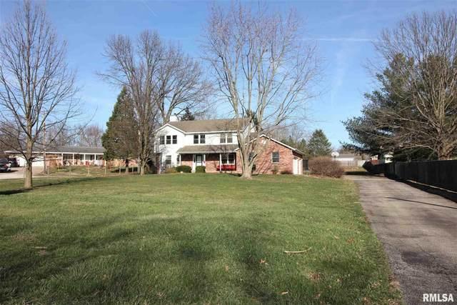 3602 River Road Road, Riverton, IL 62561 (#CA998502) :: Killebrew - Real Estate Group