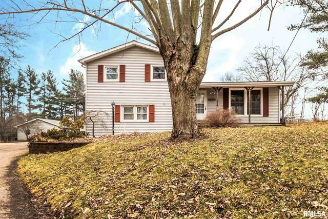 1022 N Dempster Lane, Peoria, IL 61604 (#PA1213366) :: Adam Merrick Real Estate