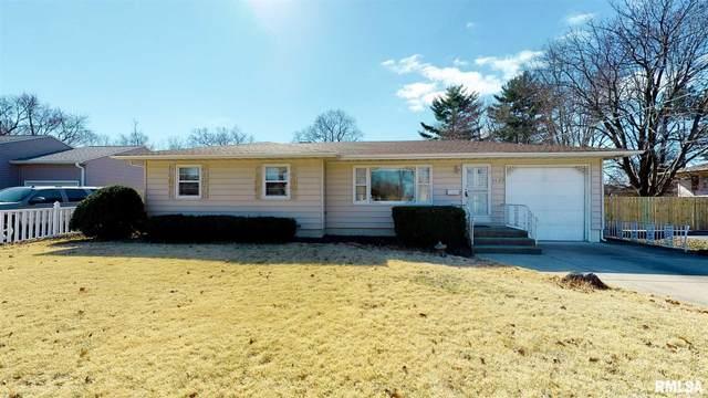 1122 W Sunnyside Street, Chillicothe, IL 61523 (#PA1213396) :: Adam Merrick Real Estate