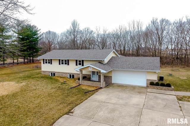 121 Santa Fe Trail, East Peoria, IL 61611 (#PA1213406) :: Adam Merrick Real Estate