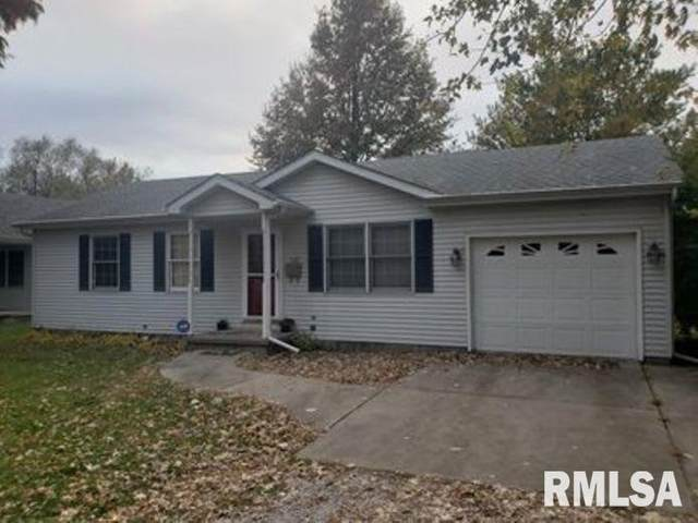508 North 11th Street, Auburn, IL 62615 (#CA998555) :: Killebrew - Real Estate Group