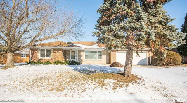 311 W Oakridge Avenue, Peoria, IL 61604 (#PA1213439) :: Adam Merrick Real Estate