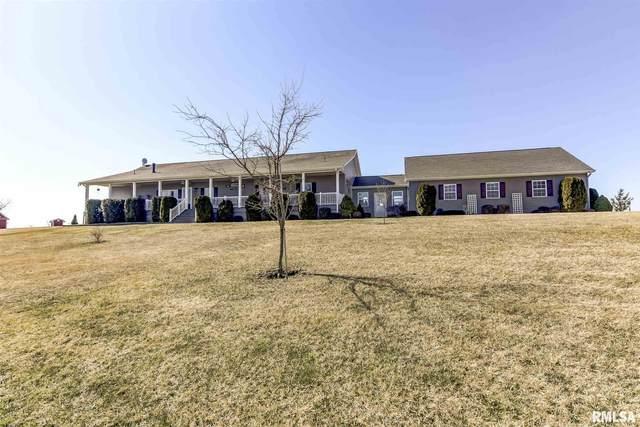285 Mutch Road, Murrayville, IL 62668 (#CA998567) :: Adam Merrick Real Estate