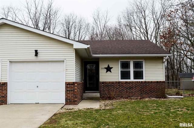 3355 Rawlings Drive, Springfield, IL 62704 (#CA998568) :: Adam Merrick Real Estate