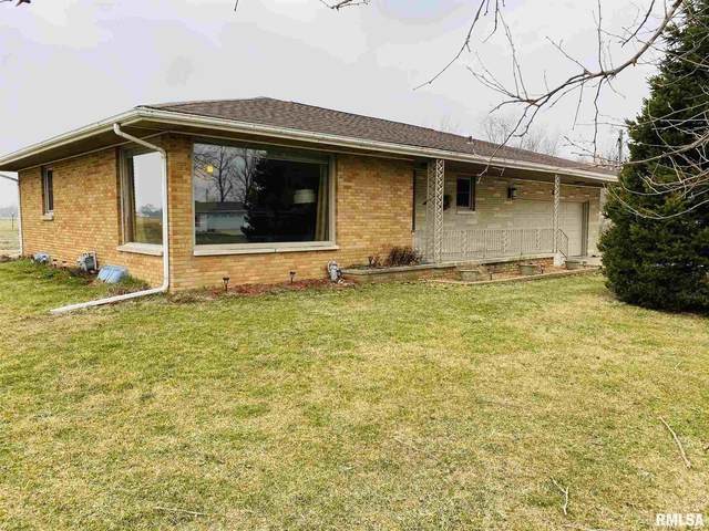 8627 S Shryock Road, Glasford, IL 61533 (#PA1213464) :: The Bryson Smith Team