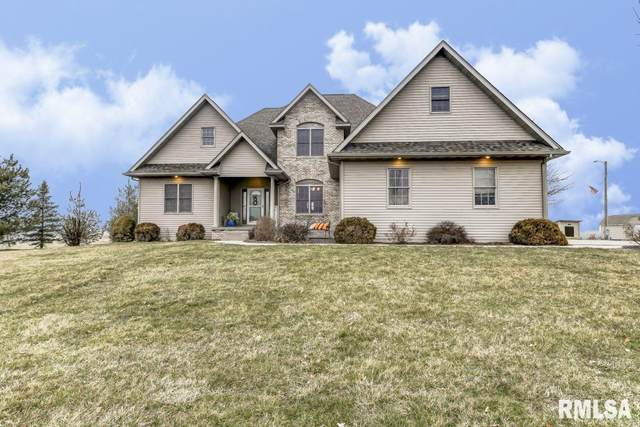 4565 W Divernon Road, Auburn, IL 62615 (#CA998583) :: Killebrew - Real Estate Group