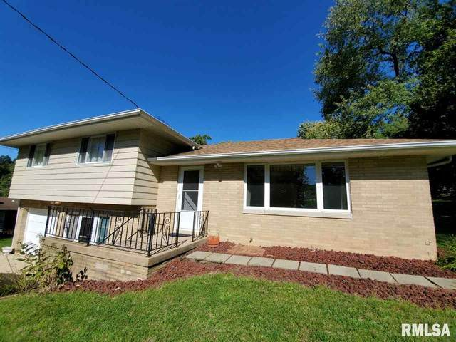 2423 E Grand View Avenue, Peoria, IL 61614 (#PA1213499) :: The Bryson Smith Team