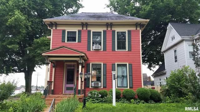 810 E Edwards, Springfield, IL 62703 (#CA998612) :: Adam Merrick Real Estate