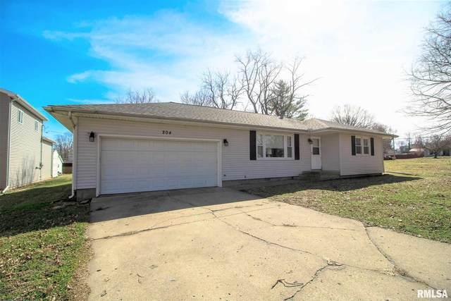204 S Elm Street, Delavan, IL 61734 (#PA1213532) :: The Bryson Smith Team