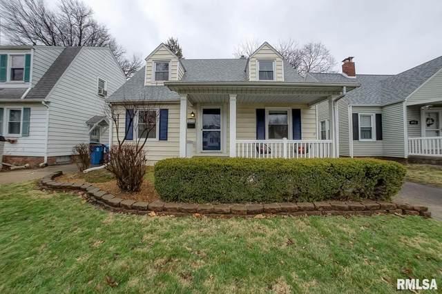 2410 S 7TH Street, Springfield, IL 62703 (#CA998621) :: Paramount Homes QC
