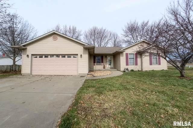 34 Antoinette Road, Auburn, IL 62615 (#CA998624) :: Killebrew - Real Estate Group