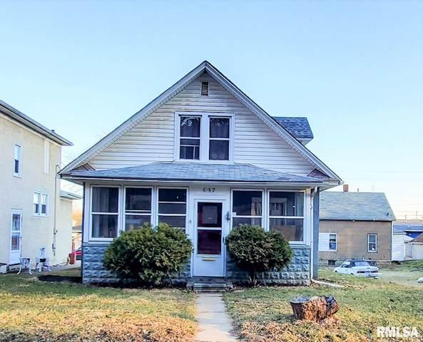 647 18TH Avenue, East Moline, IL 61244 (#QC4210030) :: Paramount Homes QC