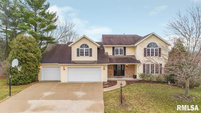 904 Hickory Creek Court, Metamora, IL 61548 (#PA1213548) :: The Bryson Smith Team