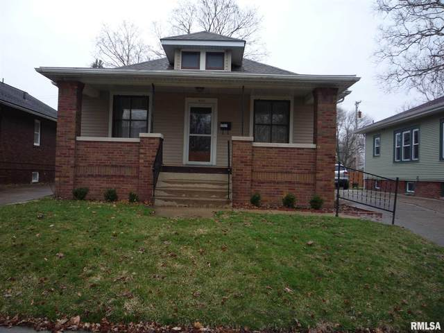 2141 Yale Boulevard, Springfield, IL 62703 (#CA998655) :: Paramount Homes QC