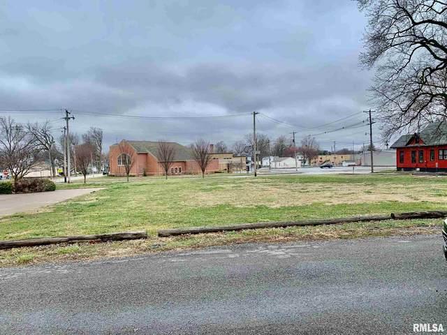 220 & 223 E College Street, Jacksonville, IL 62650 (#CA998686) :: Paramount Homes QC