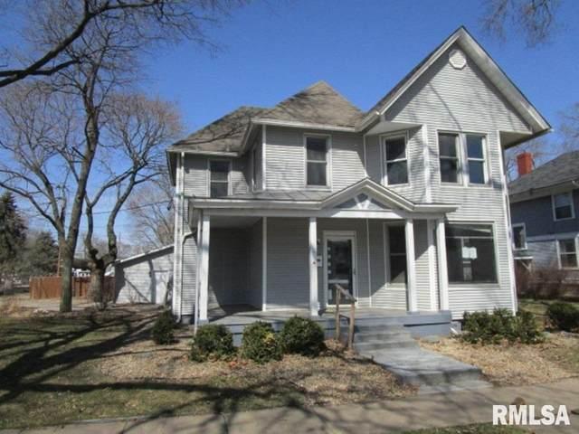705 Richard Street, Henry, IL 61537 (#PA1213623) :: The Bryson Smith Team