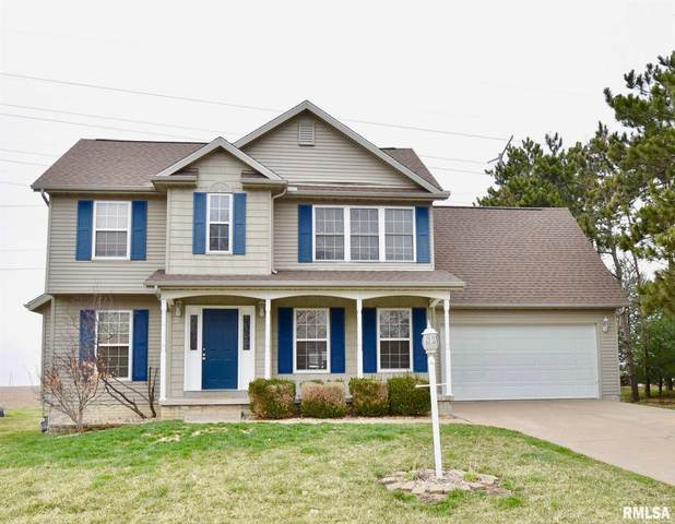 4401 S Lake Camelot Drive, Mapleton, IL 61547 (#PA1213638) :: The Bryson Smith Team