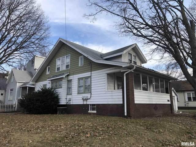 2314 N Peoria Avenue, Peoria, IL 61603 (#PA1213662) :: Paramount Homes QC
