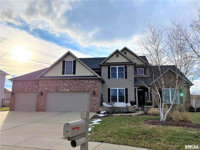 303 Windycrest Drive, Chatham, IL 62629 (#CA998753) :: Killebrew - Real Estate Group