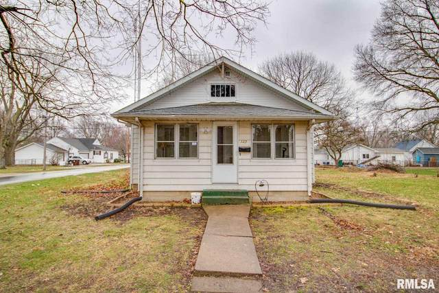 129 E Adams Street, Auburn, IL 62615 (#CA998758) :: Killebrew - Real Estate Group