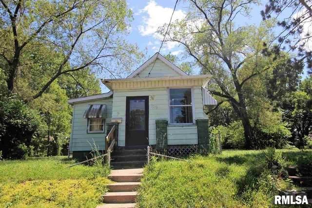 2110 W Marquette Street, Peoria, IL 61605 (#PA1213703) :: Paramount Homes QC