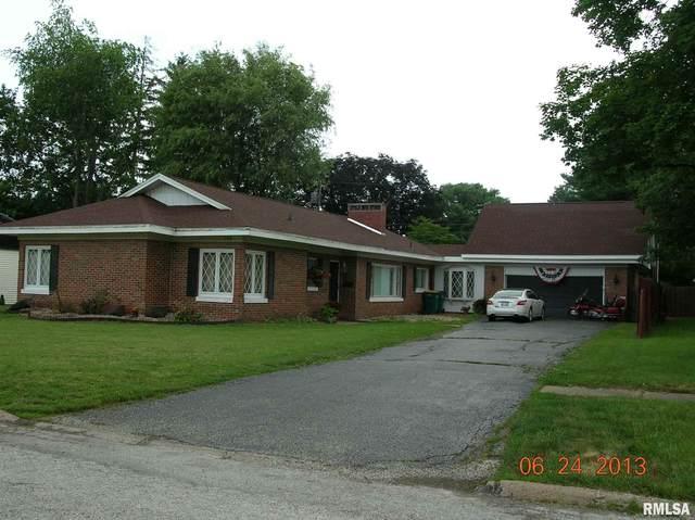 736 E Franklin Street, Macomb, IL 61455 (#PA1213706) :: Adam Merrick Real Estate