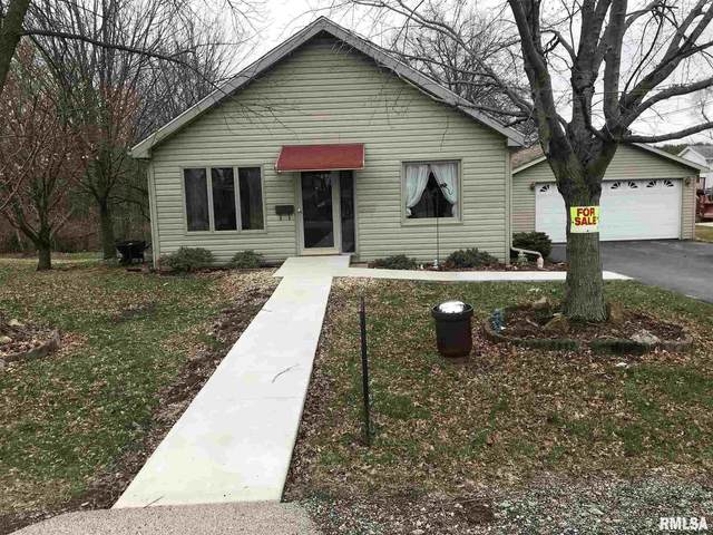 424 E Murray Street, Macomb, IL 61455 (#PA1213715) :: Killebrew - Real Estate Group