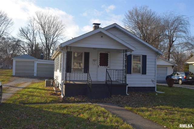 1047 N Fayette Street, Jacksonville, IL 62650 (#CA998784) :: Paramount Homes QC