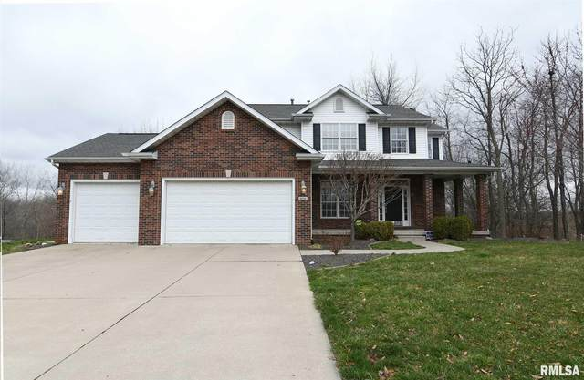 1641 Appalachian Trail, Rochester, IL 62563 (#CA998789) :: Killebrew - Real Estate Group