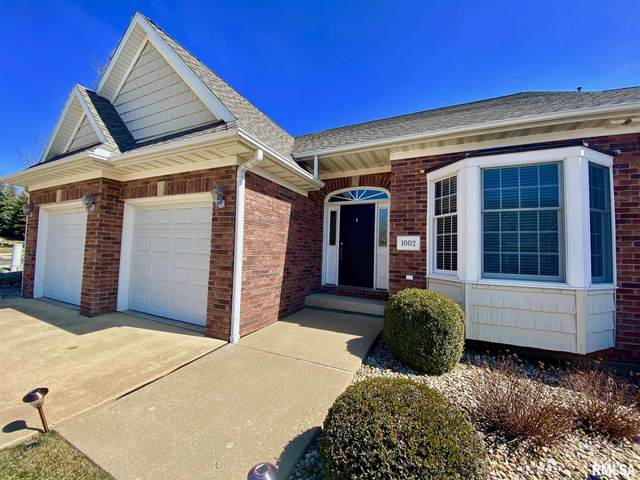 1002 W Applewood Lane, Peoria, IL 61614 (#PA1213740) :: Paramount Homes QC
