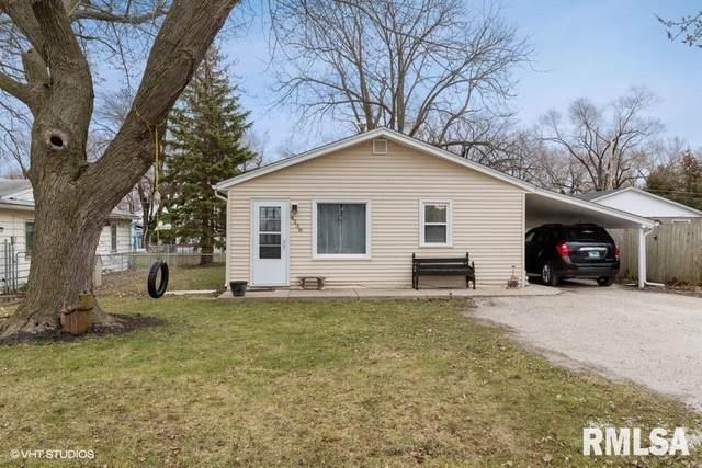 4238 10TH Street, East Moline, IL 61244 (#QC4210223) :: Paramount Homes QC