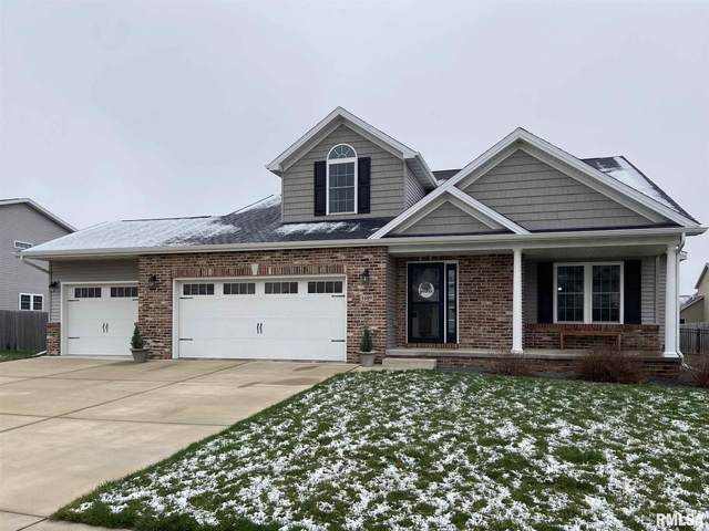 1609 Bilbridge Lane, Chatham, IL 62629 (#CA998831) :: Killebrew - Real Estate Group