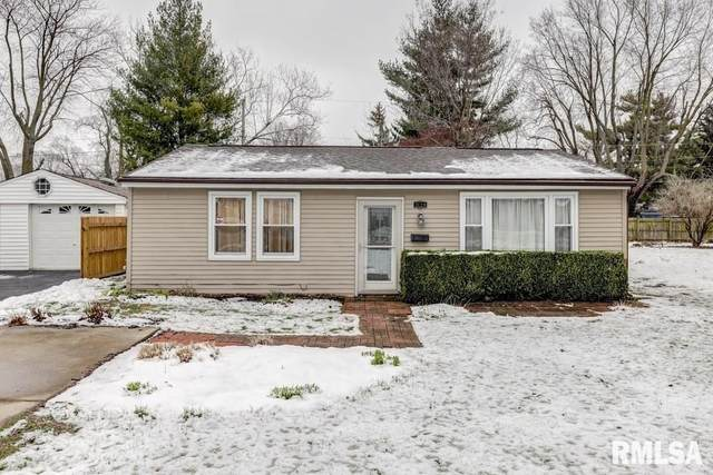3128 Carman Avenue, Springfield, IL 62703 (#CA998833) :: Killebrew - Real Estate Group