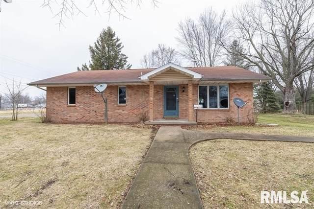 1104 Wheeler Street, Macomb, IL 61455 (#PA1213796) :: Adam Merrick Real Estate