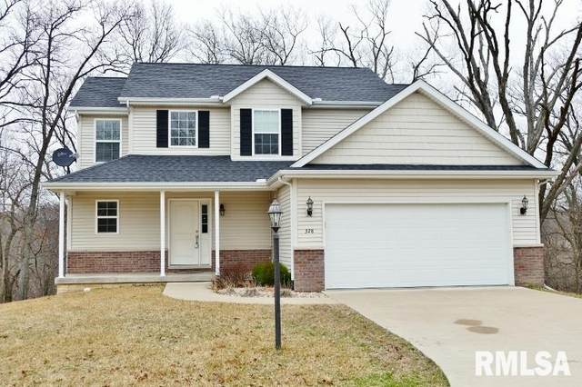328 Stonewood Drive, East Peoria, IL 61611 (#PA1213797) :: The Bryson Smith Team