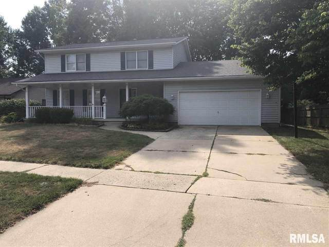 1501 Wood Mill Drive, Springfield, IL 62704 (#CA998839) :: Killebrew - Real Estate Group