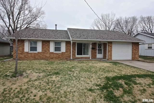 1608 Florence Avenue, Pekin, IL 61554 (#PA1213808) :: Adam Merrick Real Estate