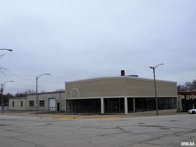 120 N Broad, Galesburg, IL 61401 (#CA998851) :: The Bryson Smith Team