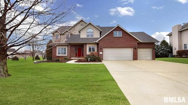 11715 N Bristol Drive, Dunlap, IL 61525 (#PA1213821) :: Adam Merrick Real Estate