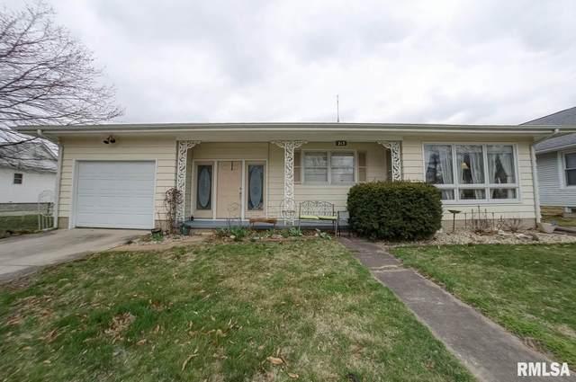 213 W Main Street, Williamsville, IL 62693 (#CA998854) :: Killebrew - Real Estate Group