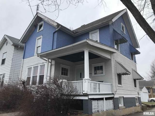 1200 E Mcclure Avenue, Peoria, IL 61603 (#PA1213831) :: Adam Merrick Real Estate