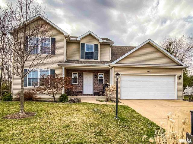 1503 Noel Drive, Metamora, IL 61548 (#PA1213834) :: RE/MAX Preferred Choice