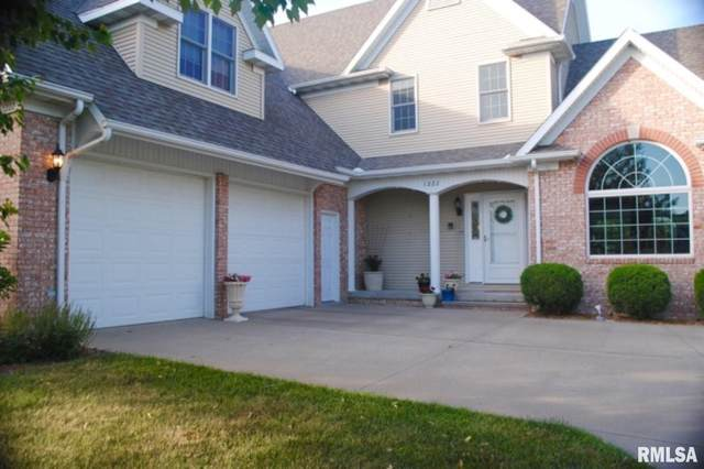 1222 Redbud Drive, Macomb, IL 61455 (#PA1213835) :: Killebrew - Real Estate Group