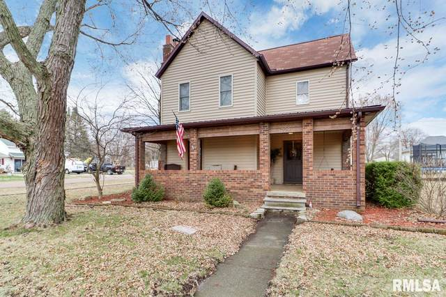 229 NW Monroe Street, Hopedale, IL 61747 (#PA1213836) :: The Bryson Smith Team