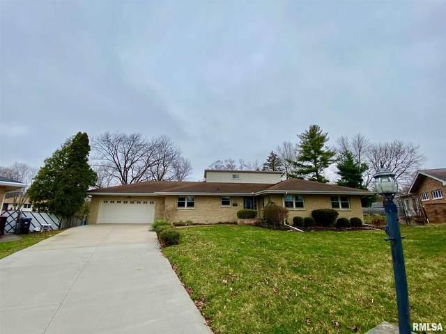 2527 W Rockwood Court, Peoria, IL 61604 (#PA1213848) :: Killebrew - Real Estate Group