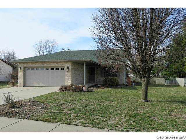 117 Parkway Drive, Chatham, IL 62629 (#CA998871) :: Killebrew - Real Estate Group