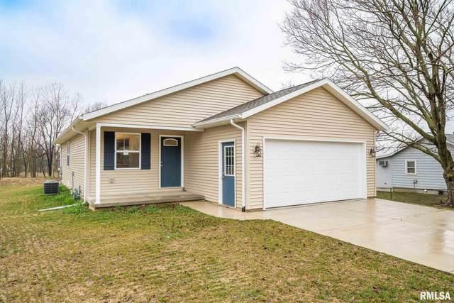 309 S Edwards Avenue, Princeville, IL 61559 (#PA1213857) :: Killebrew - Real Estate Group